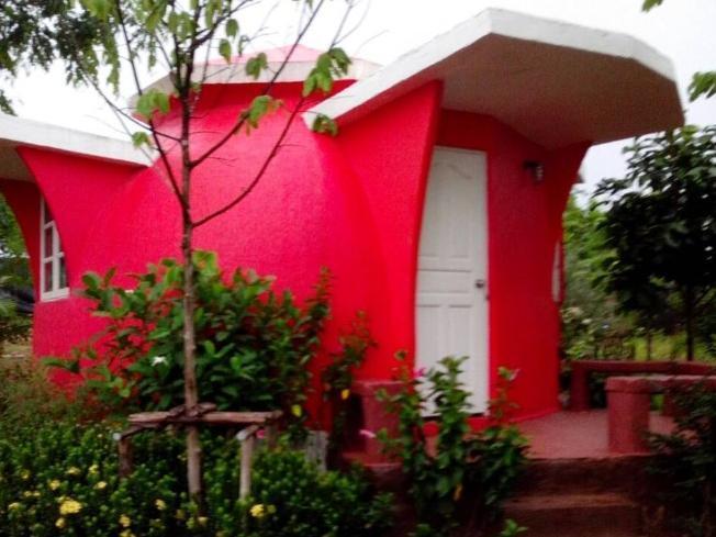 Hotell Phupha Garden View Resort i , Khao Yai / Nakhonratchasima. Klicka för att läsa mer och skicka bokningsförfrågan