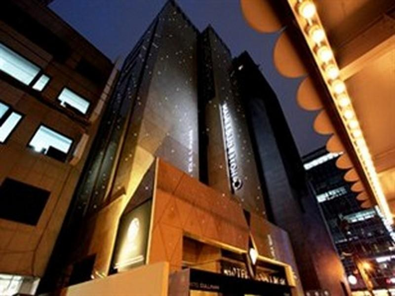 Gangnam Cullinan Hotel - Hotels and Accommodation in South Korea, Asia