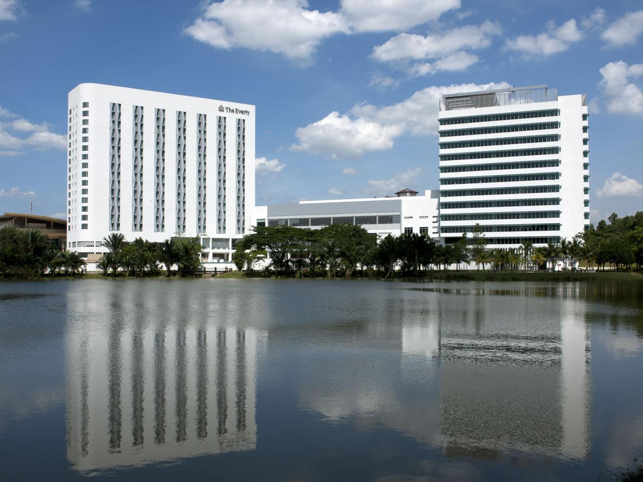 The Everly Putrajaya Hotel - Hotels and Accommodation in Malaysia, Asia