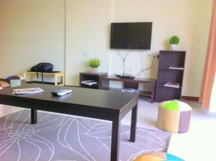 PL Hill Apartment Cameron Highlands Cameron Highlands - Living Hall