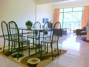 PL Hill Apartment Cameron Highlands Cameron Highlands - Dining Hall