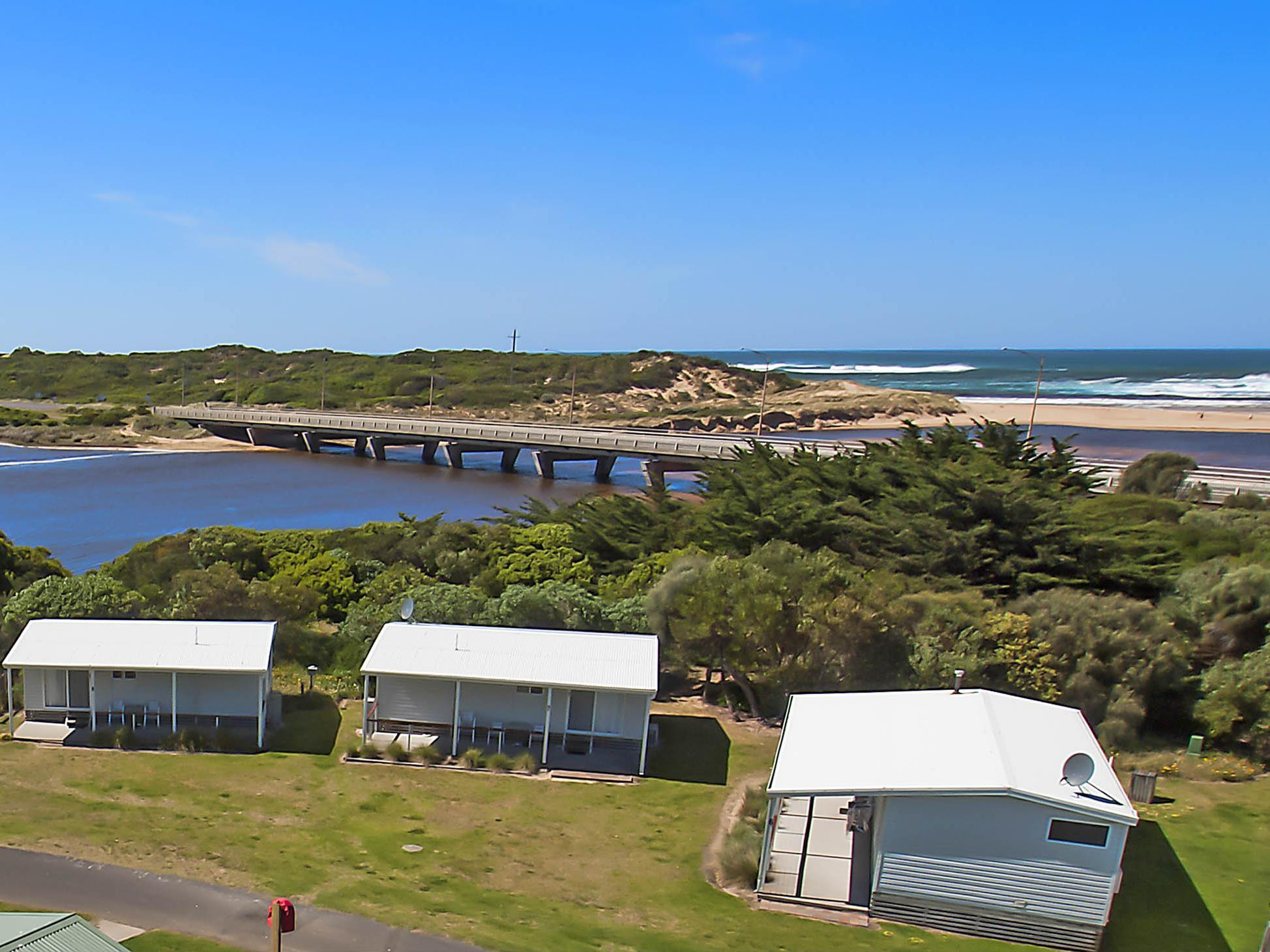 Great Ocean Road Tourist Park - Hotell och Boende i Australien , Great Ocean Road - Port Campbell