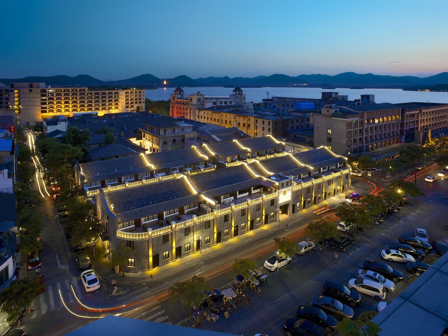 Relais & Chateaux Chaptel Hangzhou Hotel - Hangzhou