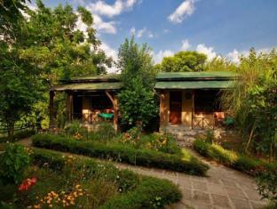 Chitwan Gaida Lodge Chitwan narodni park - restavracija