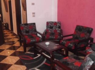 Family Palace Hostel El Cairo - Recepción