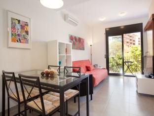 BarcelonaForRent Sant Pau Building Apartments