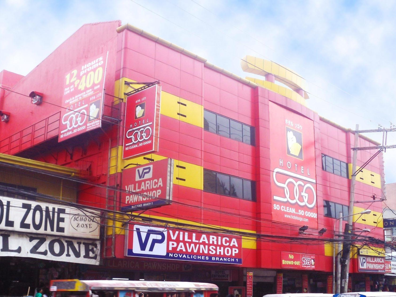 Hotel Sogo Novaliches - Hotels and Accommodation in Philippines, Asia