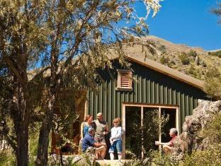 Boundary Creek Cabin