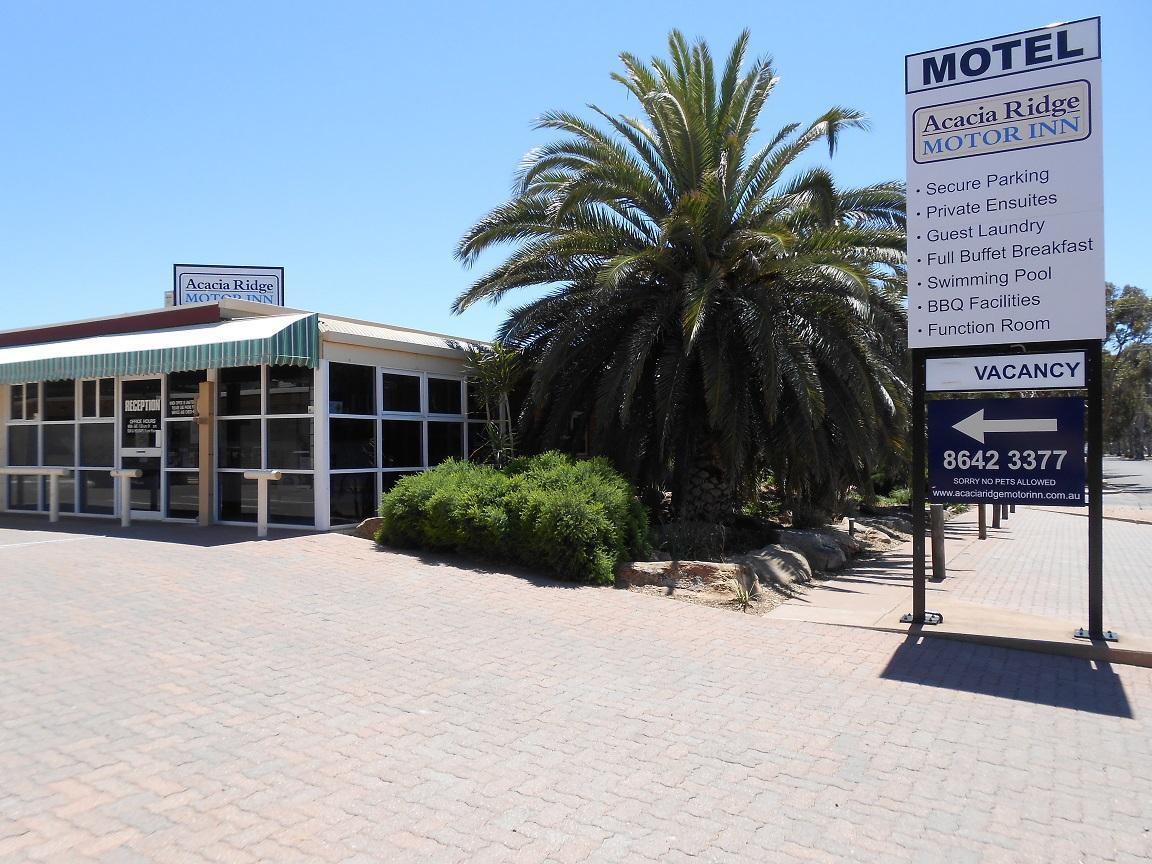 Hotell Acacia Ridge Motor Inn