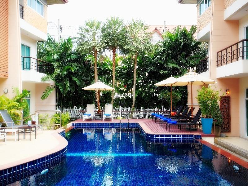 Hotell Oh Inspire Hotel i Kata, Phuket. Klicka för att läsa mer och skicka bokningsförfrågan