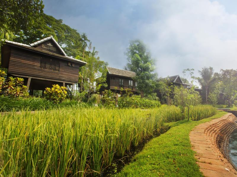Marndadee Heritage River Village - Hotels and Accommodation in Thailand, Asia