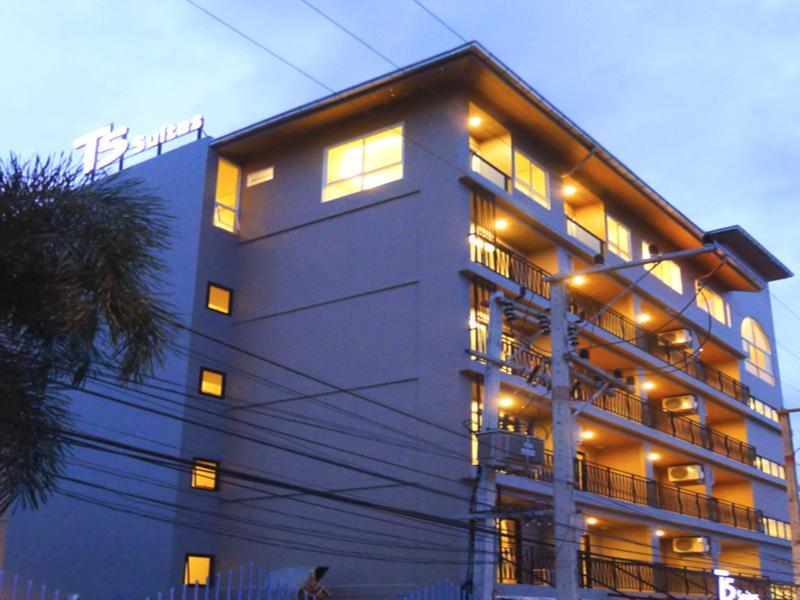 T5 Suites - Pattaya