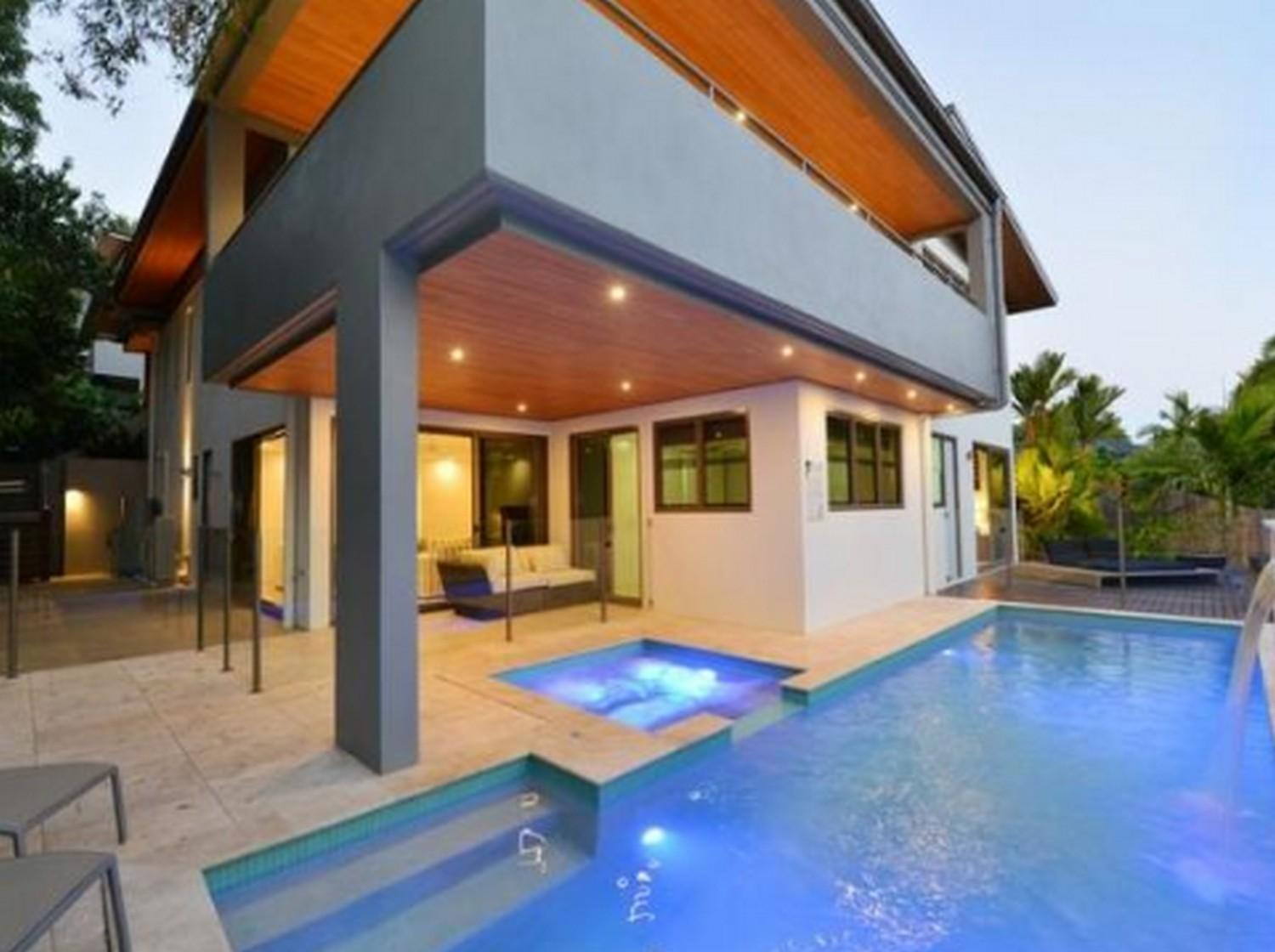The Boutique Collection 3-23 Murphy St Luxury - Holiday House - Hotell och Boende i Australien , Port Douglas