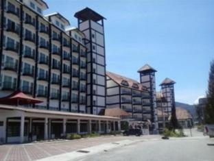 KPW at Greenhill Resort - 2 star located at Cameron Highlands