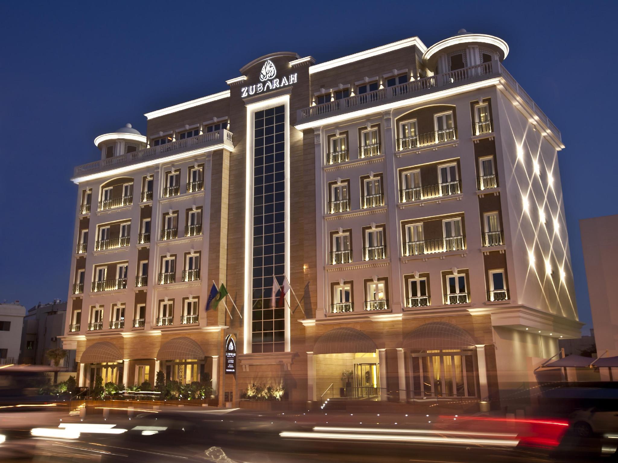 Star Hotels In Doha Qatar