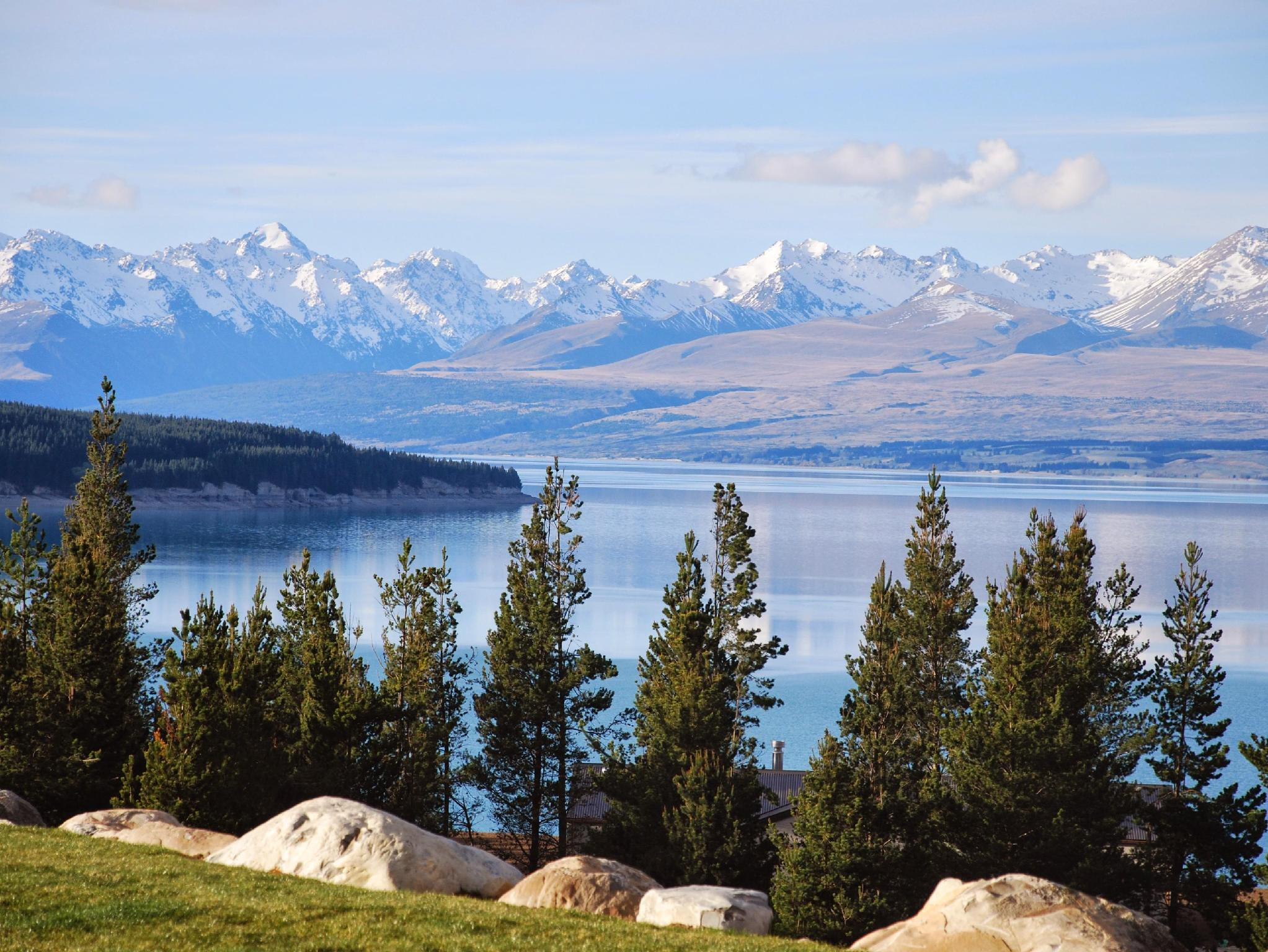 Mt Cook Lakeside Retreat - Hotels and Accommodation in New Zealand, Pacific Ocean And Australia