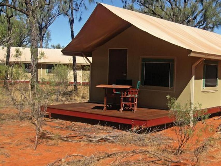 Kings Canyon Wilderness Lodge - Hotell och Boende i Australien , Kings Canyon