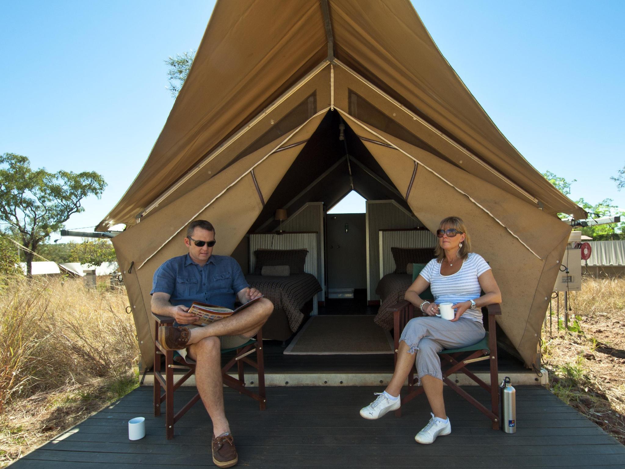 Bell Gorge Wilderness Lodge - Hotell och Boende i Australien , Derby (WA)