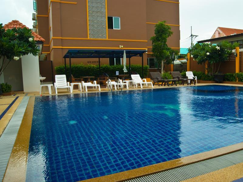 Hotell Suksabai Residence i , Pattaya. Klicka för att läsa mer och skicka bokningsförfrågan