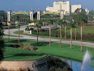 Omni Orlando Resort At Champions Gate Orlando (FL) - Entrance