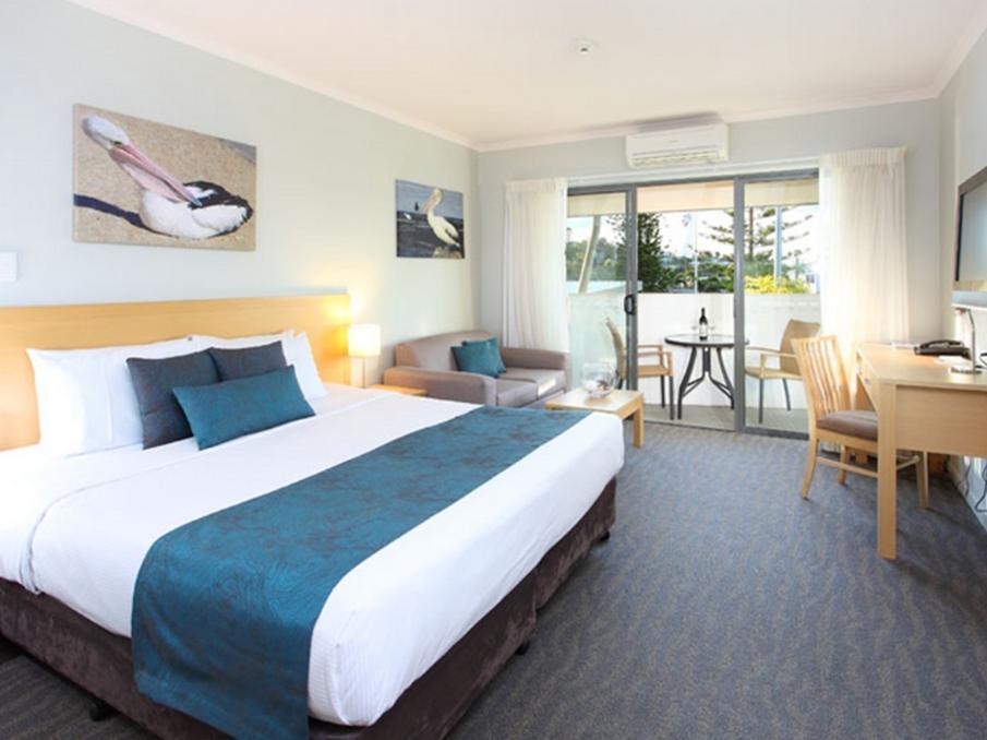 Manly Marina Cove Motel - Hotell och Boende i Australien , Brisbane