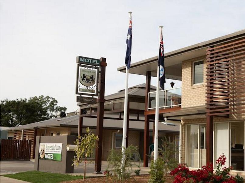 Emerald Inn - Hotell och Boende i Australien , Emerald