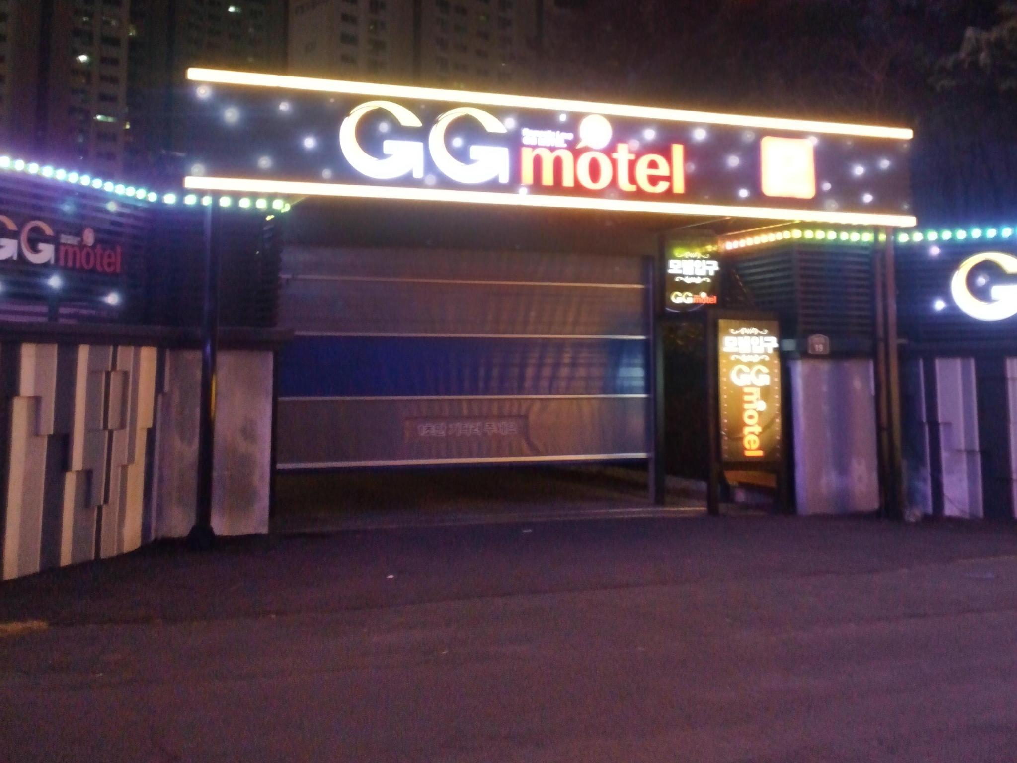 GG Motel - Hotels and Accommodation in South Korea, Asia