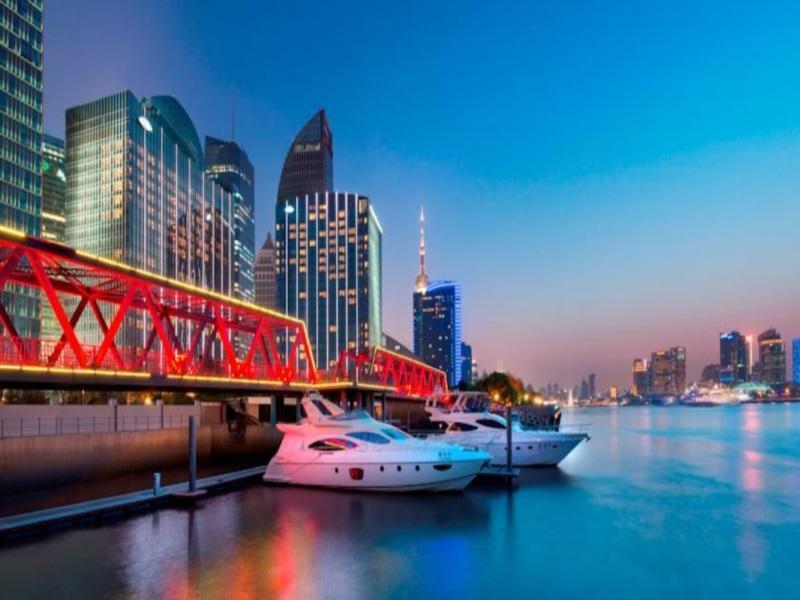 Mandarin Oriental Executive Apartment Pudong Shanghai