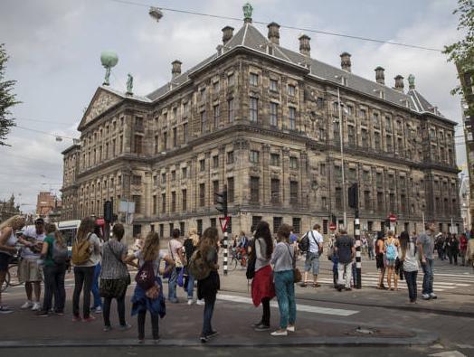 Amsterdam Center Walk Apartment