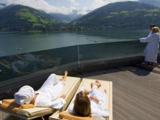 Grand Hotel Zell Am See Zell Am See - Balcony/Terrace