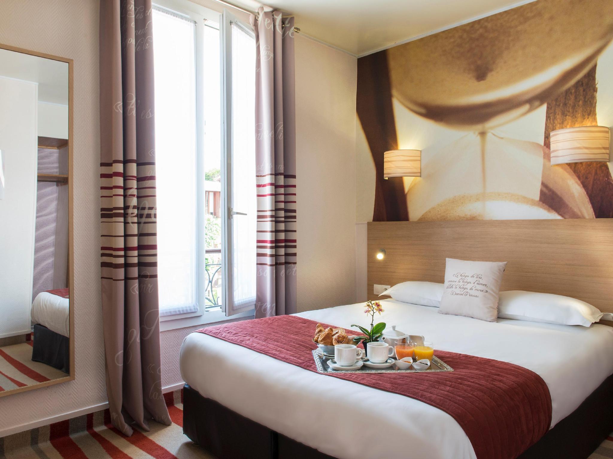 Ariane Montparnasse - Hotell och Boende i Frankrike i Europa