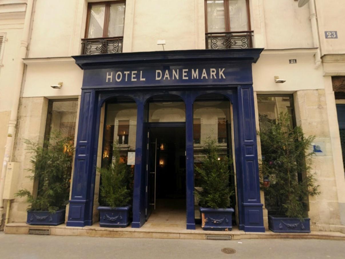 Hotel Danemark - Hotell och Boende i Frankrike i Europa