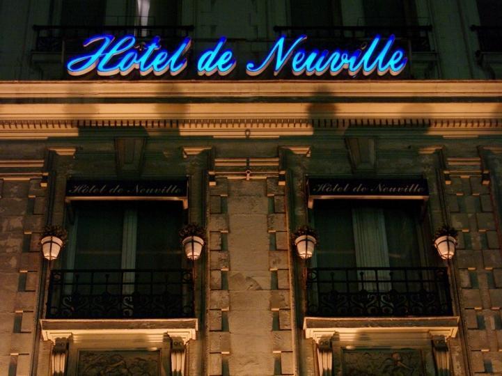 Best Western Plus de Neuville Arc de Triomphe - Hotell och Boende i Frankrike i Europa