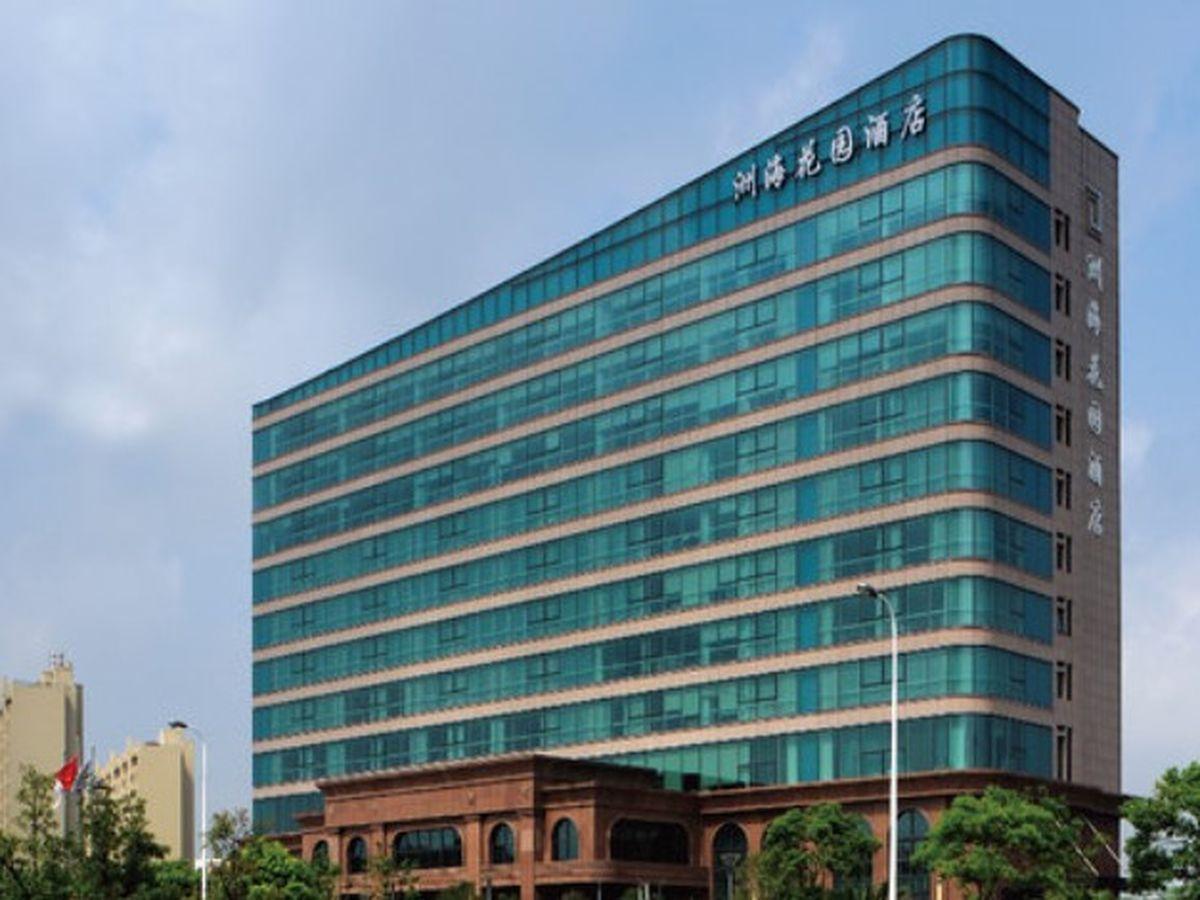 Zhouhai Garden Hotel Waigaoqiao Shanghai