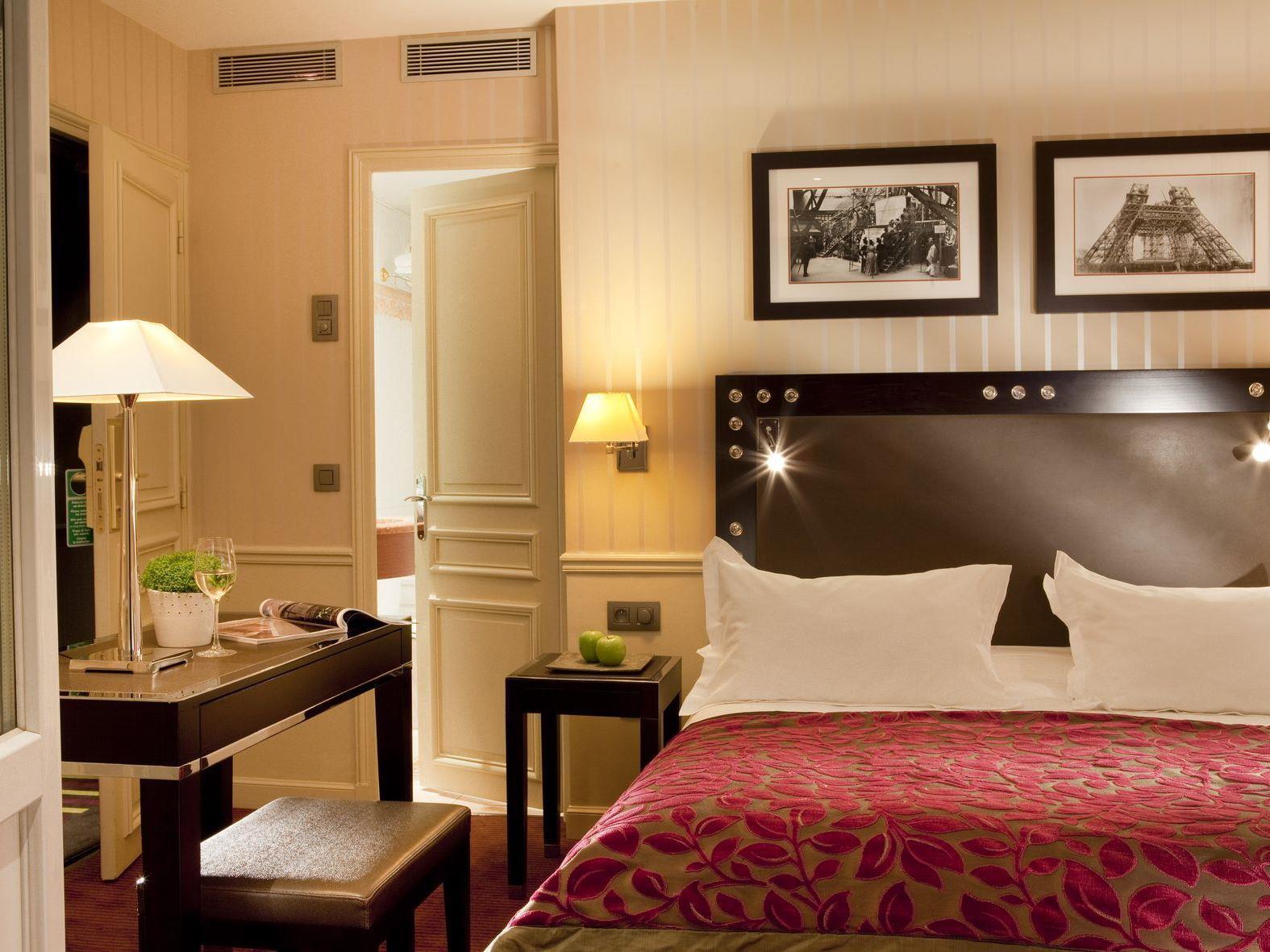 Duquesne Eiffel Hotel - Hotell och Boende i Frankrike i Europa