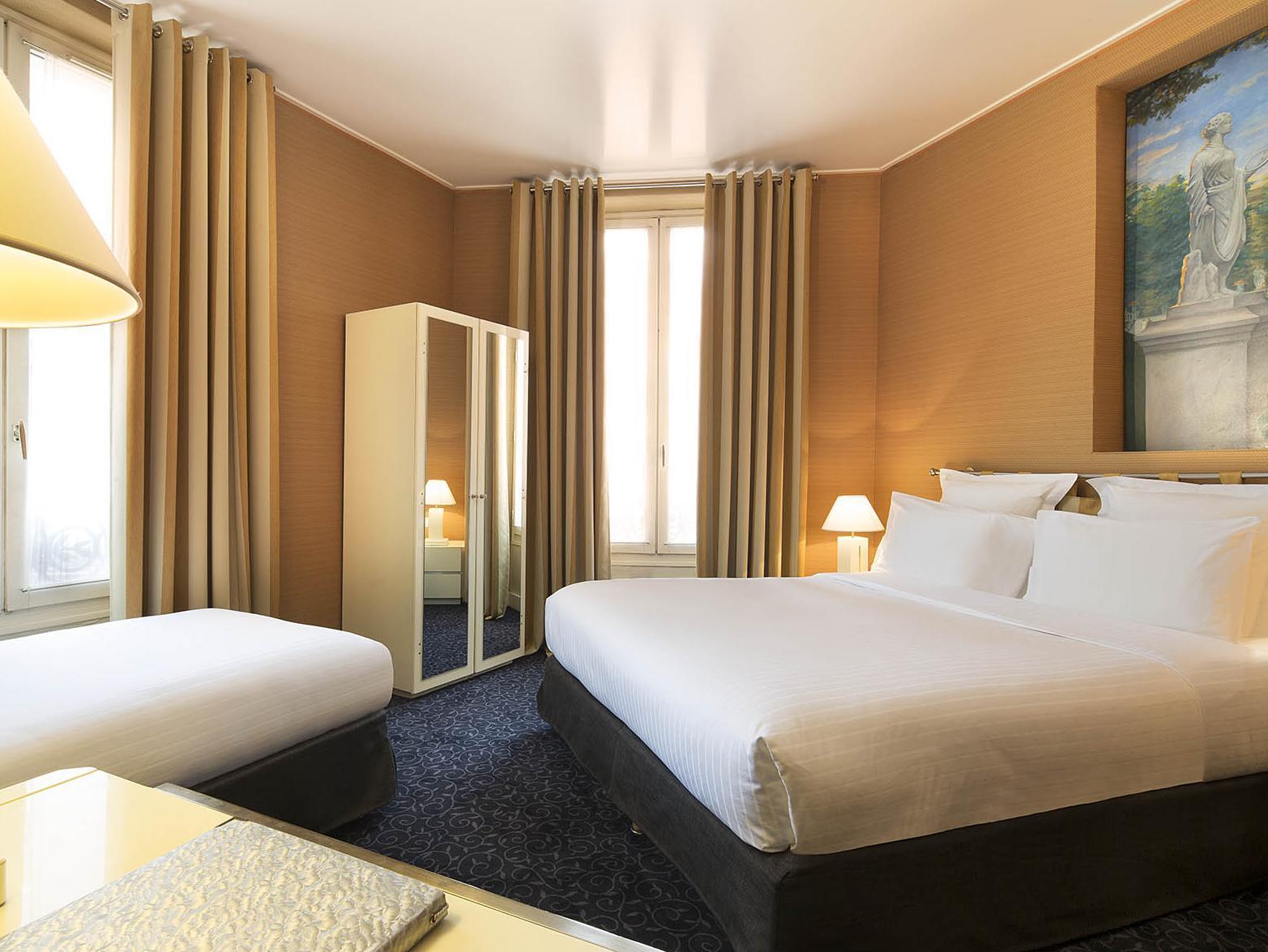 Hotel Elysa Luxembourg - Hotell och Boende i Frankrike i Europa