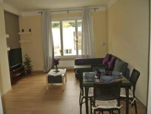 Hellichova Apartment Praag - Hotel interieur