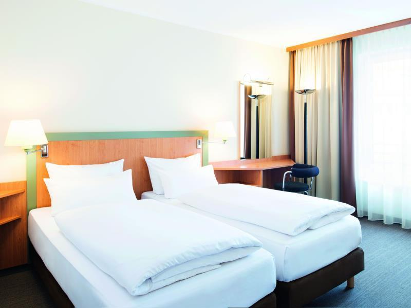 NH Berlin Potsdam Conference Center - Hotell och Boende i Tyskland i Europa