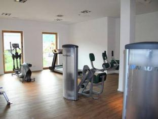 Holiday Home Hallstettersee Obertraun - Fitness Room