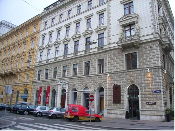 Exclusive B And B In The City Centre Of Vienna