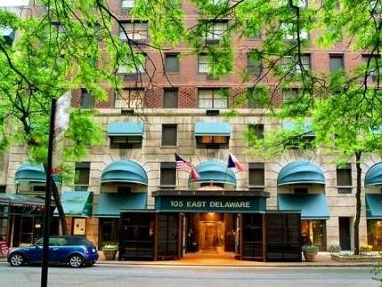 The Whitehall Hotel Chicago (IL)