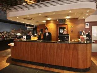 Best Western Kom Hotel Stockholm - Reception