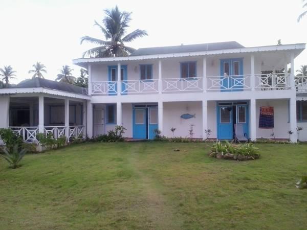 Villa Habitaciones Playa Coson - Hotell och Boende i Dominikanska republiken i Centralamerika och Karibien