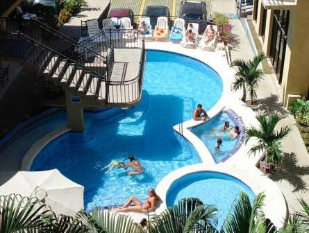 Balcon del Mar Beach Front Hotel - Hotels and Accommodation in Costa Rica, Central America And Caribbean