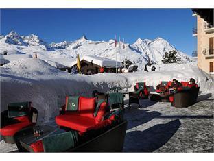 Riffelalp Resort Zermatt - Umgebung
