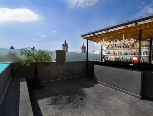 Hotel Gatto Blanco & Rooftop Club - Hotels and Accommodation in Panama, Central America And Caribbean