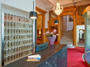 Schweizerhof Swiss Quality Hotel Saint Moritz - Recepcja
