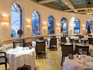 Schweizerhof Swiss Quality Hotel Saint Moritz - Étterem