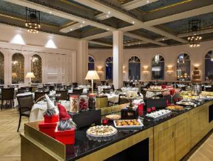 Schweizerhof Swiss Quality Hotel Saint Moritz - Bufet