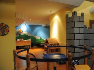 Schweizerhof Swiss Quality Hotel Saint Moritz - Gyermekklub